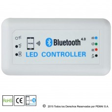 Control Bluetooth Tiras Led RGB